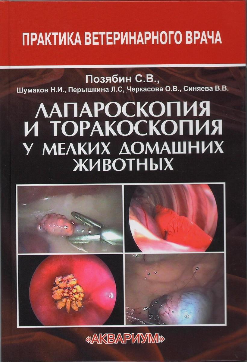 Лапароскопия и торакоспопия у мелких домашних животных