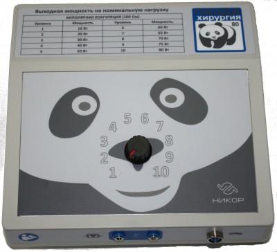 Ветеринарный коагулятор биполярный 80 Вт