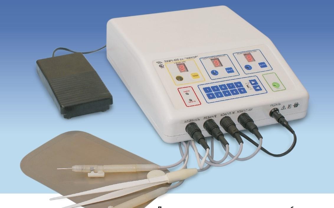 Аппарат ветеринарный высокочастотный ПАНДА-400