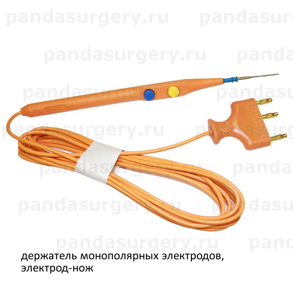 держатель монополярных электродов для ветеринарной хирургии