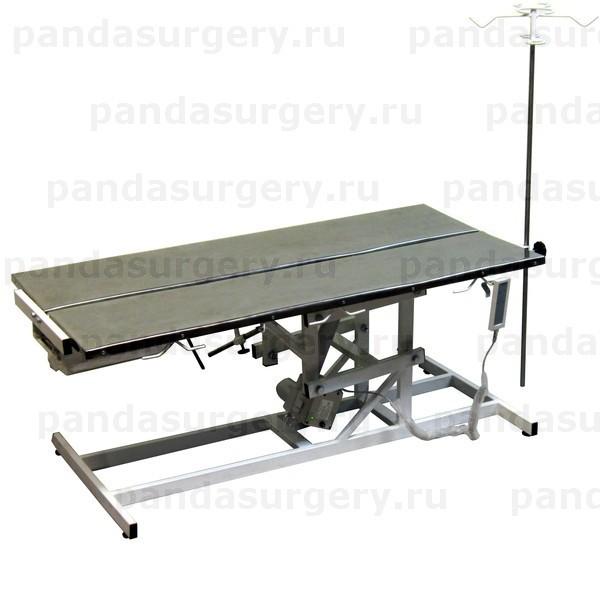 Ветеринарный стол СВУ-9 горизонтальное положение