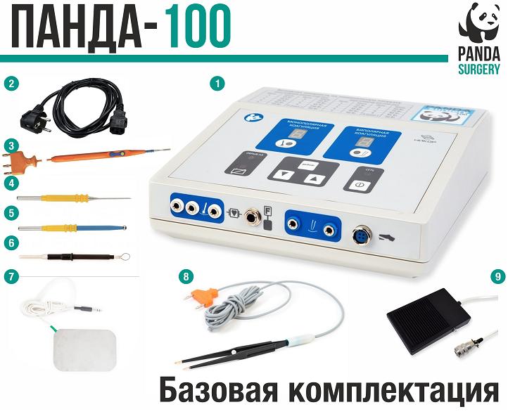 ПАНДА-100 базовый комплект