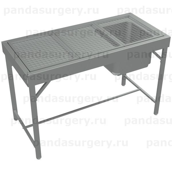 стоматологический ветеринарный стол на опорах PANDA